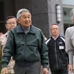 Sikeres volt a japán császár szívműtéte