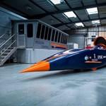 Elfogyott a pénz a brit rakétaautó mögül