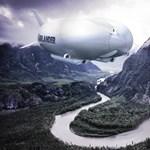 Felküldik az égi monstrumot: napokon belül felszáll a 92 méteres léghajó – videó