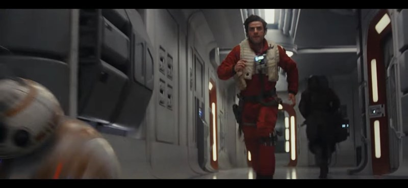 Magyarul is izgalmas a Star Wars 8 előzetese