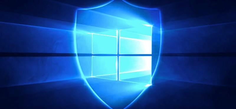 Komoly gondnak tűnik: egy hibajavítás elronthatta a Windows 10-be épített vírusirtót