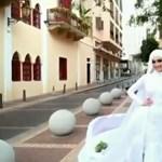 Esküvői videót forgatott egy menyasszony, amikor felrobbant a bejrúti tűzijátékraktár
