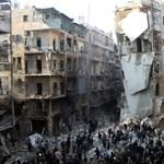Új terve van az EU-nak Aleppó számára