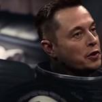 Videó: Belevágták Elon Muskot a Csillagok között című filmbe, és nagyon jó lett a végeredmény