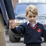 Mindenki nyugodjon meg, György herceg ott lesz az esküvőn