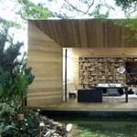 Falak nélküli brazil luxusvilla - lélegzetelállító terek az erdő szélén