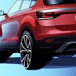 Apró divatterepjáró a VW-től: jön a T-Roc kistestvére – videó