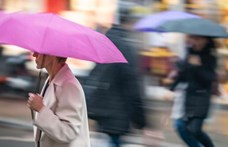 Jövő héten nagy szükség lesz az esernyőkre