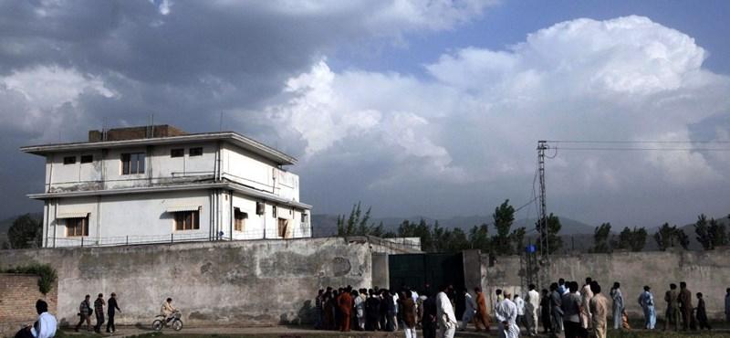 Senki nem mehet Oszama bin Laden házába