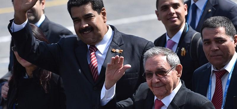 Ismét nagyköveti szintre emelkedtek a diplomáciai kapcsolatok az USA és Kuba között
