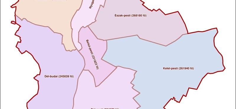 Magyar transzformer: új járásrendszer több őssel - térképek