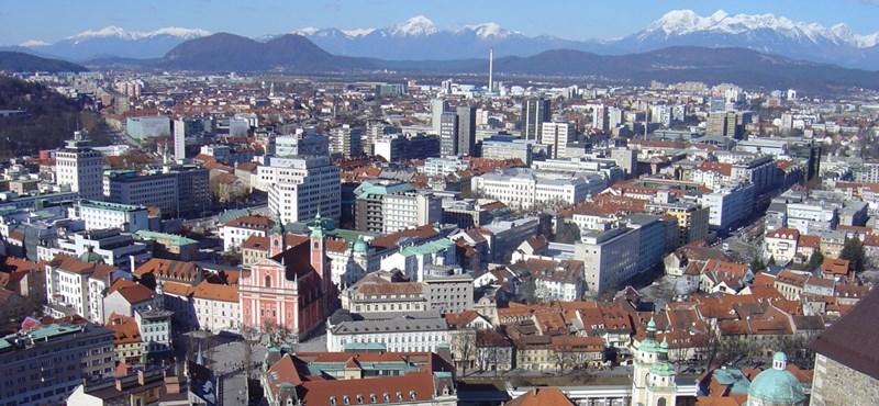 Szlovéniában leállítják a tömegközlekedést, bezárják az összes éttermet