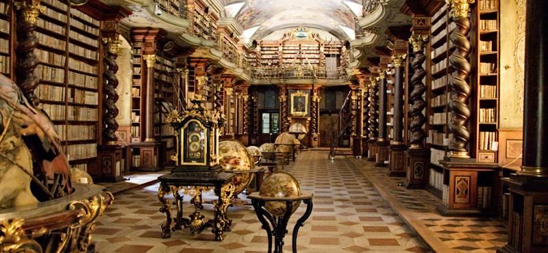 Magyar is bekerült a világ legszebb könyvtárai közé