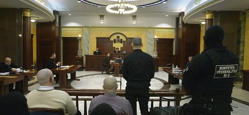 Tényleges életfogytiglan a végső ítélet a romagyilkosságok ügyében