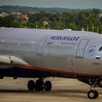 Az Aeroflot 76 járatát törölte, köztük a budapestit is