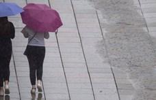 Lesz, ahol esni fog, máshol marad a száraz, napos idő