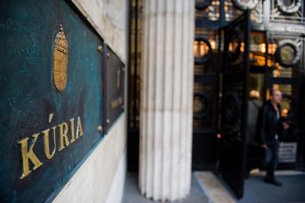 SA. A Kúria épülete - volt legfelsőbb bíróság  2012.03.12.