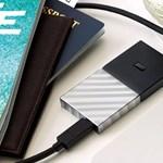 Itt az 1024 GB-os SSD, amit még könnyen hordozni is lehet