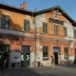 A nyáron kiüríti a kelenföldi állomásépületet a MÁV