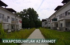 Villany nélkül maradhat csaknem száz család a veresegyházi lakóparkban