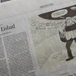 Német lap kér bocsánatot az antiszemitának tartott Netanjahu-karikatúráért