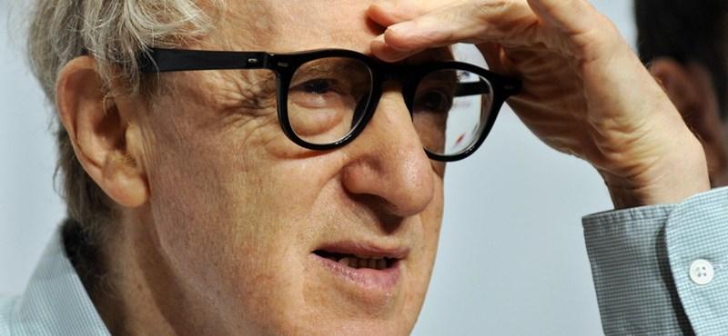 Woody Allen mint dzsigoló