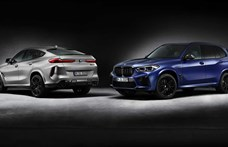 Ritkán látott 625 lóerő: limitált szériás BMW X5 M és X6 M érkezett