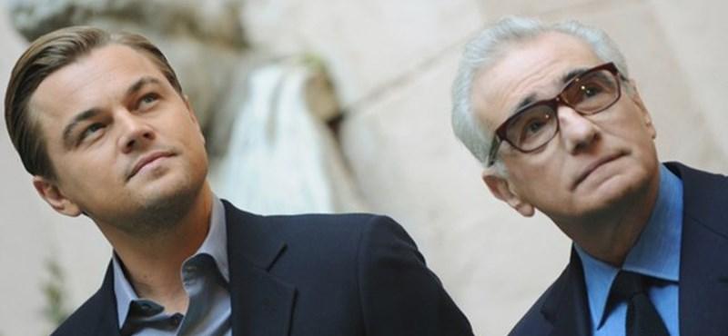 Scorsese belehúzott: jövőre De Niróval és DiCaprióval forgatna filmet