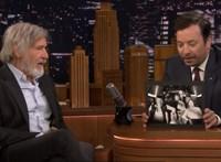 Harrison Ford könnyes szemmel emlékezett Chewbaccára