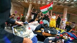 A követelésekre nem érkezett válasz - folytatódik az SZFE-sztrájk