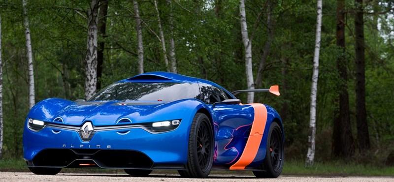 Sportautóról álmodik a Dacia