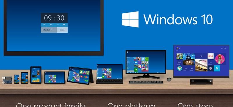 Windows 10: így töltheti le ingyen