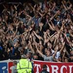 Betondarabbal dobták fejbe a Split magyar focistáját