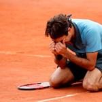 Federer a Roland Garrosról és az egyre hosszabb pihenőkről