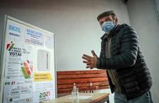 Feloldották a kijárási tilalmat Portugáliában az elnökválasztás kedvéért