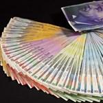 Svájc nem hajlandó az euróhoz kötni a frank árfolyamát