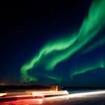 A nap képe: látványos északi fény Kanadában és Izlandon