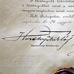 Mementó 1920: a numerus clausus születése
