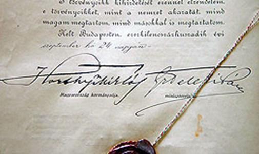 """""""A liberalizmus szelleme Magyarországon megszűnt, és napja külföldön is leáldozóban van"""": 100 éve fogadták el a numerus clausust"""