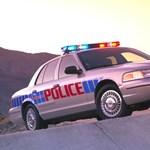 Botrány lett a rendőrautós gyorsulási versenyből