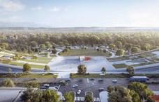Folytatódik az új Néprajzi Múzeum építése a Városligetben