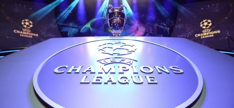 UEFA: Soha ennyit nem költöttek még a csoportkörök csapatai