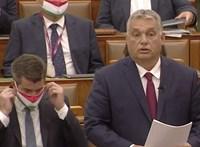 Orbán Viktor 400 ezer koronavírus-fertőzöttel számol