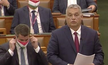 Orbán nyitóbeszéde: 2028-ra megkockáztatható, hogy Magyarország nettó befizetője lesz az EU-nak