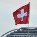Maradnak a negatív kamatok Svájcban