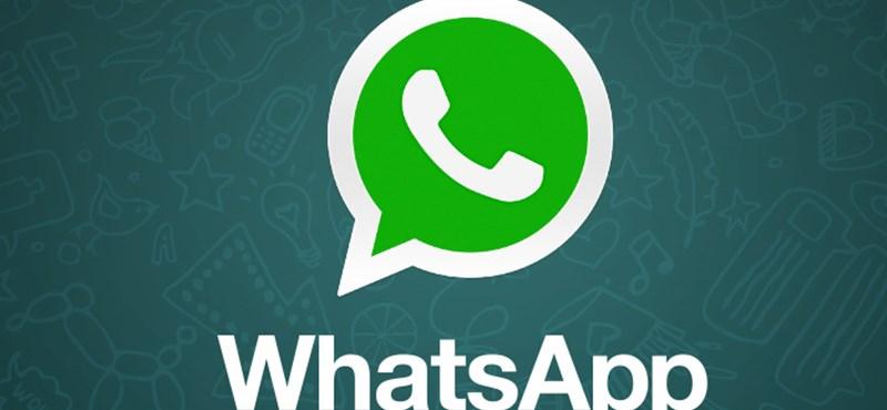 Újabb változás a WhatsAppban