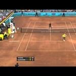 Videó: Nadal szenzációs ütéssel másolta le Federert