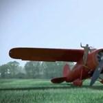 A repülés története 214 másodpercben, 3D-ben [videóval]