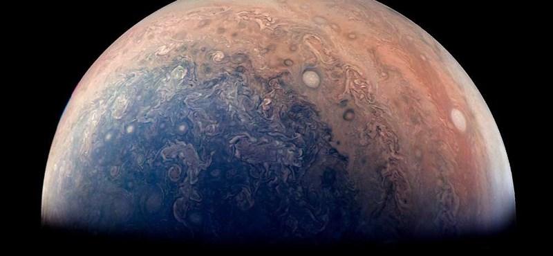Nagy nap lesz július 10., először pillanthatjuk meg a Jupiter Nagy Vörös Foltját