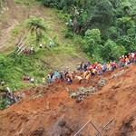 Trópusi vihar szedi áldozatait a Fülöp-szigeteken